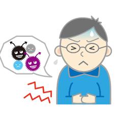症状 カンピロバクター